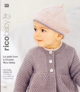 Catalogue Rico Baby 013 - Rico Design