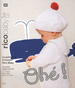 Catalogue Rico Baby 014 Ohé matelot ! - Rico Design