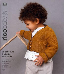 Catalogue Rico Baby 015 - Rico Design