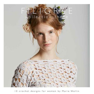 Catalogue Rowan Filigree : 10 modèles de Marie Wallin