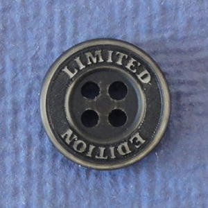 Bouton rond Limited Edition 12 mm
