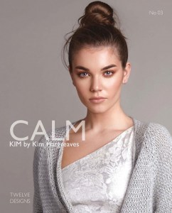 Catalogue Calm : 12 modèles de Kim Hargreaves