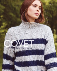 Catalogue Covet : 12 modèles de Kim Hargreaves