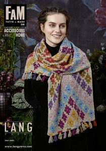 Catalogue Lang Yarns FAM 258 Accessoires + Home