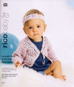 Catalogue Rico Baby 021 - Rico Design
