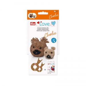Gabarit pour pompons Ours Charlie - Prym Love