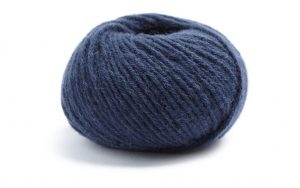 Lamana Bergamo - Pelote de 25 gr - Coloris 41 Dark Denim