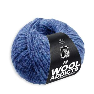 WoolAddicts by Lang Yarns - Air - Pelote de 50 gr - Coloris 0034