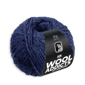 WoolAddicts by Lang Yarns - Air - Pelote de 50 gr - Coloris 0035