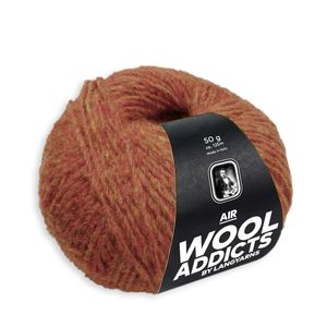 WoolAddicts by Lang Yarns - Air - Pelote de 50 gr - Coloris 0075