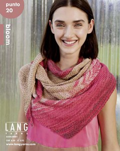 Livret Lang Yarns Punto 20 Bloom