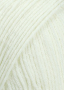 Lang Yarns Super Soxx 6 fils - Pelote de 150 gr - Coloris 0001