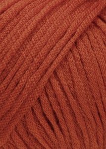 Lang Yarns Zero - Pelote de 50 gr - Coloris 0075 marron-orange