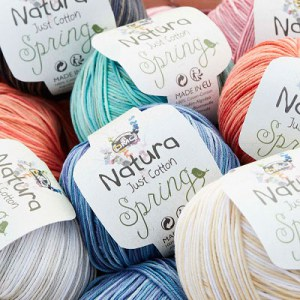 Dmc Natura Just Cotton Spring