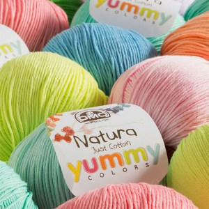 Dmc Natura Just Cotton Yummy