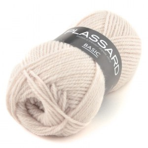 Plassard Basic - Pelote de 50 gr - Coloris 003