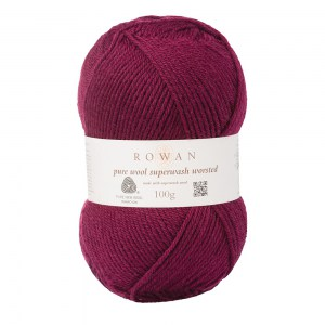Rowan Pure Wool Superwash Worsted