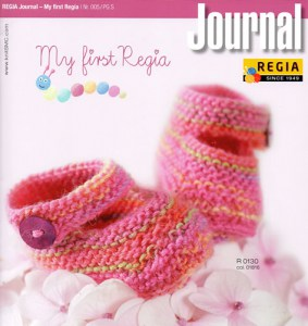 Revue Regia Journal n°005 : My first Regia