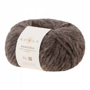 Rowan Brushed Fleece - Pelote de 50 gr - Coloris 254