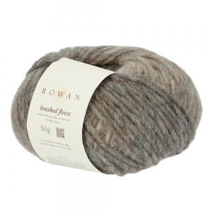 Rowan Brushed Fleece - Pelote de 50 gr - 275 Tarn Degrade