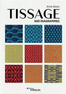 Tissage 600 diagrammes - Eyrolles
