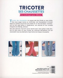 Tricoter ses chaussettes - Eyrolles
