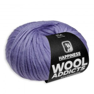 WoolAddicts by Lang Yarns Happiness - Pelote de 50 gr - Coloris 0007
