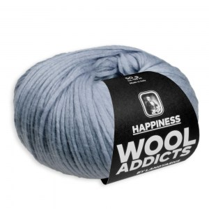 WoolAddicts by Lang Yarns Happiness - Pelote de 50 gr - Coloris 0021
