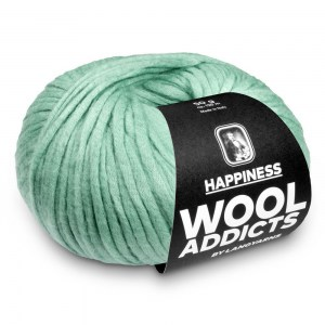 WoolAddicts by Lang Yarns Happiness - Pelote de 50 gr - Coloris 0058