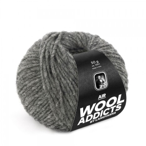 WoolAddicts by Lang Yarns - Air - Pelote de 50 gr - Coloris 0005