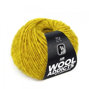 WoolAddicts by Lang Yarns - Air - Pelote de 50 gr - Coloris 0011