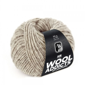 WoolAddicts by Lang Yarns - Air - Pelote de 50 gr - Coloris 0026