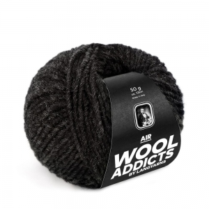 WoolAddicts by Lang Yarns - Air - Pelote de 50 gr - Coloris 0070