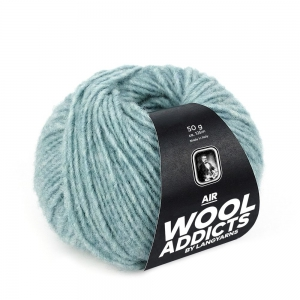 WoolAddicts by Lang Yarns - Air - Pelote de 50 gr - Coloris 0074