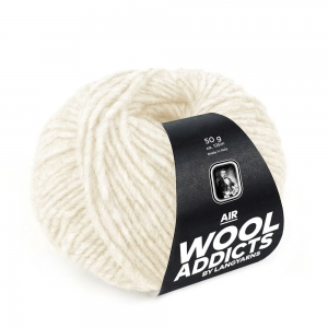 WoolAddicts by Lang Yarns - Air - Pelote de 50 gr - Coloris 0094