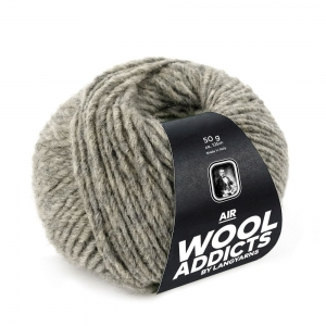 WoolAddicts by Lang Yarns - Air - Pelote de 50 gr - Coloris 0096