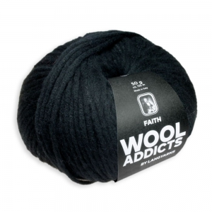 WoolAddicts by Lang Yarns Faith - Pelote de 50 gr - Coloris 0004