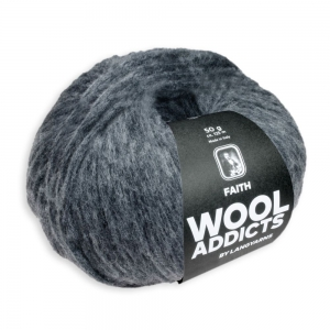 WoolAddicts by Lang Yarns Faith - Pelote de 50 gr - Coloris 0005