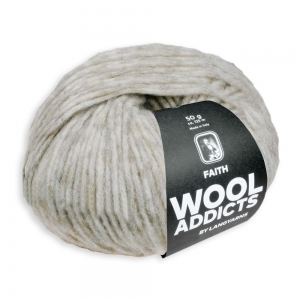 WoolAddicts by Lang Yarns Faith - Pelote de 50 gr - Coloris 0026