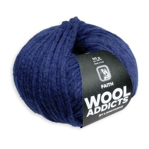 WoolAddicts by Lang Yarns Faith - Pelote de 50 gr - Coloris 0035