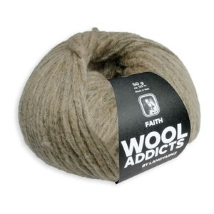 WoolAddicts by Lang Yarns Faith - Pelote de 50 gr - Coloris 0039