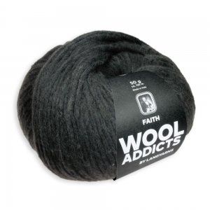 WoolAddicts by Lang Yarns Faith - Pelote de 50 gr - Coloris 0067