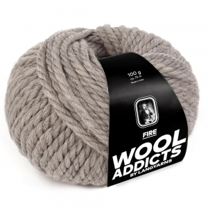 WoolAddicts by Lang Yarns - Fire - Pelote de 100 gr - Coloris 0096