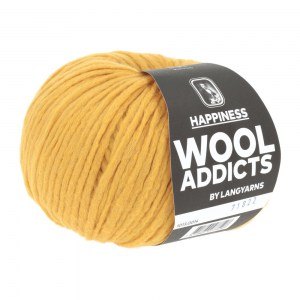 WoolAddicts by Lang Yarns Happiness - Pelote de 50 gr - Coloris 0014