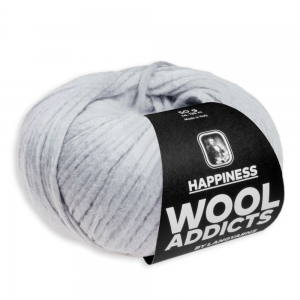WoolAddicts by Lang Yarns Happiness - Pelote de 50 gr - Coloris 0023