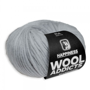 WoolAddicts by Lang Yarns Happiness - Pelote de 50 gr - Coloris 0024