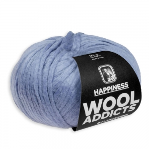 WoolAddicts by Lang Yarns Happiness - Pelote de 50 gr - Coloris 0034