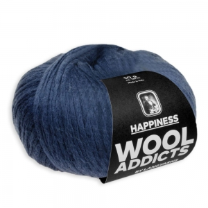 WoolAddicts by Lang Yarns Happiness - Pelote de 50 gr - Coloris 0035