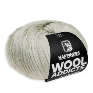 WoolAddicts by Lang Yarns Happiness - Pelote de 50 gr - Coloris 0039