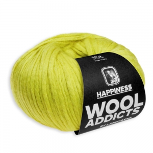 WoolAddicts by Lang Yarns Happiness - Pelote de 50 gr - Coloris 0050